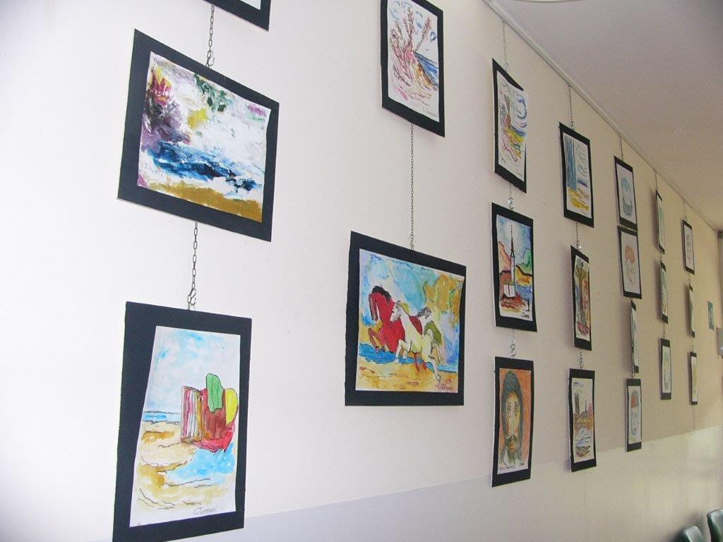 """Esposizione Luciano Tommasi """"Arte, colori, resilienza"""""""