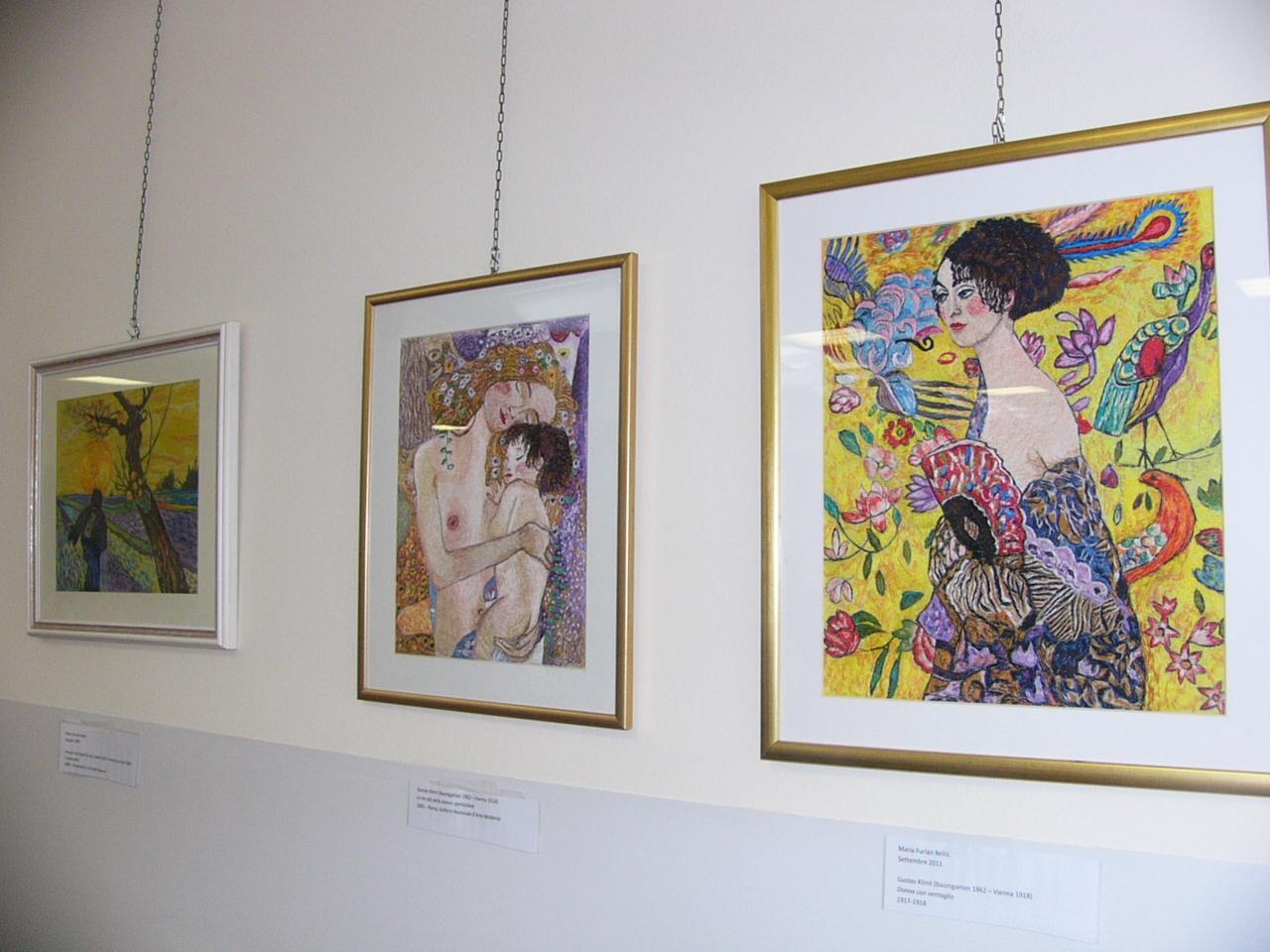 Esposizione Maria Furlan Bellis